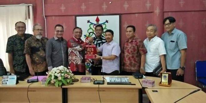 Anggota DPRD Kabupaten Badung Kaji Banding ke Palangka Raya