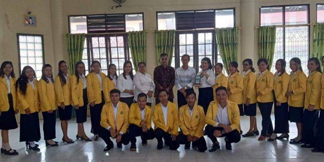 Mahasiswa UPR Akhiri PPL di SMAN 5 Palangka Raya