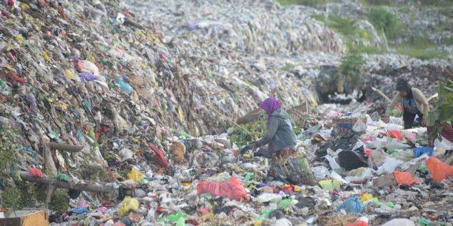 Volume Sampah Plastik Lebih Mendominasi