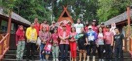 Jalin Kemitraan Untuk Pemantapan Program Desa Wisata Di Kalteng
