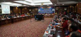 Kick Off Penandatanganan Kontrak Barang dan Jasa Kabupaten/Kota se-Kalimantan Tengah