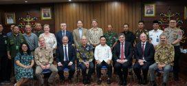 Duta Besar Belanda Kunjungi Kalimantan Tengah