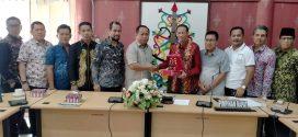 Anggota DPRD Tapin Belajar Pengelolaan Dana Kelurahan ke Palangka Raya
