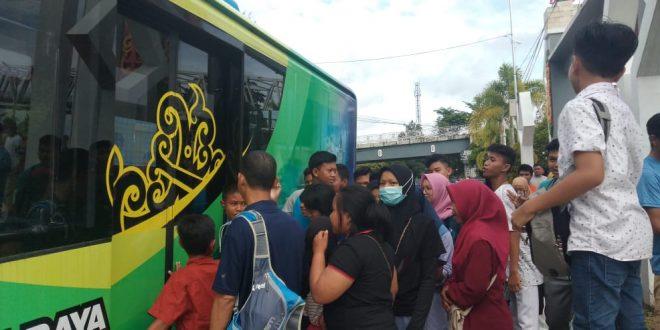 Bus Rapid Transit Diminati