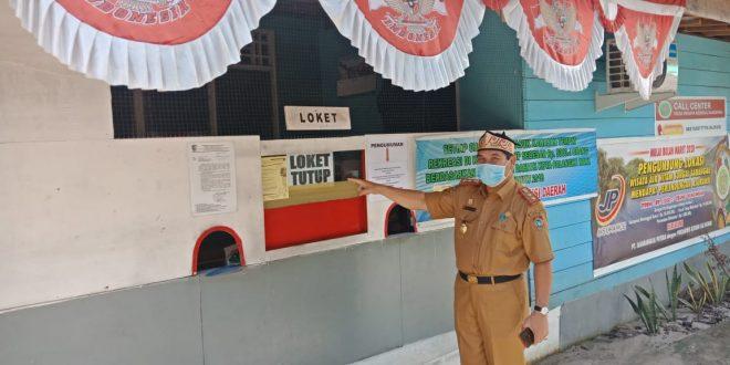 Pelaku Wisata di Kalteng Diminta Bersabar Sikapi Corona