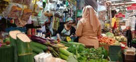 Ketersediaan Bapok Palangka Raya Tak Terpengaruh PSBB Banjarmasin