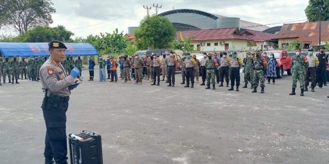 Gugus Tugas Covid-19 Dapat Tambahan Pasukan dari TNI