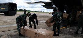 Bantuan ke-11 Kalteng Dapat 4.300 APD dari Kementerian Kesehatan