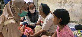 Home Visit ke Lansia Penyandang Tuna Netra
