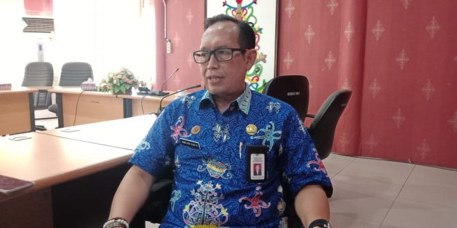 Tim Medis Terus Pantau Pasien Covid-19 di RSUD Kota Palangka Raya