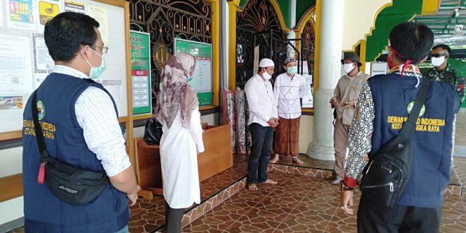 Boleh Gelar Salat Jumat Asal Lingkungan Masjid Aman