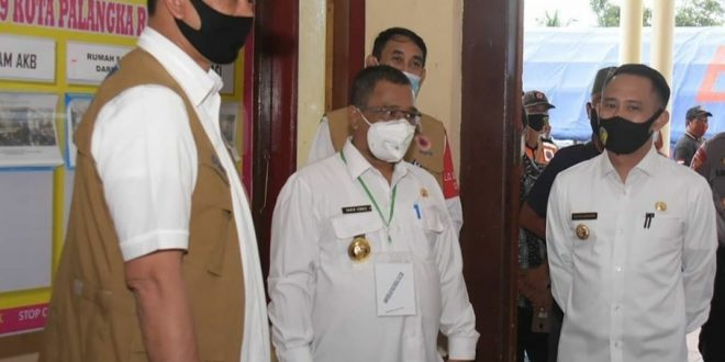 Kepala BNPB: Disiplin Jalankan  Protokol Kesehatan Kunci Utama