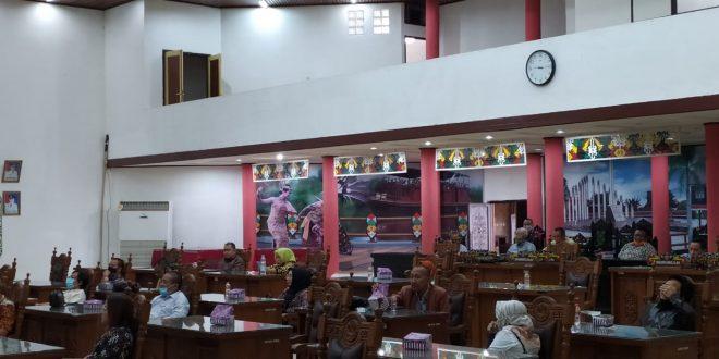 DPRD Banjarbaru Perdalam Fungsi Banggar ke Palangka Raya