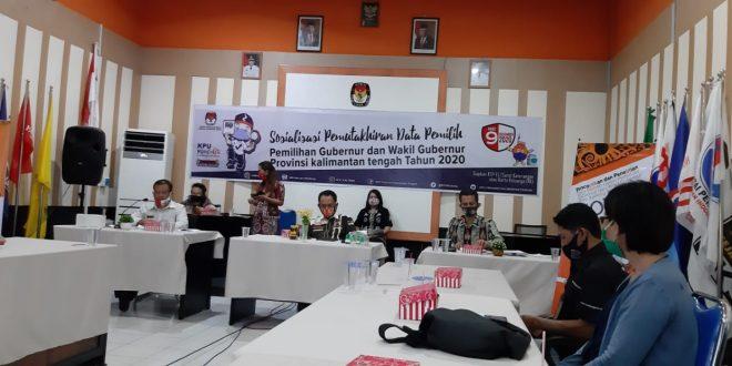 KPU Kerahkan PPDP untuk Coklit Data Pemilih