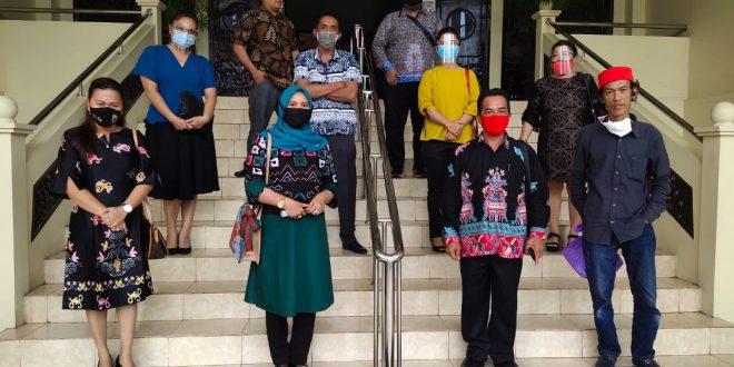 Bapemperda DPRD Kota Palangka Raya Kunker Perdalam Materi Raperda Disabilitas dan Lansia