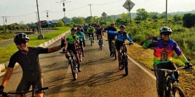 Pesepeda Wajib Patuhi Rambu dan Aturan Lalu Lintas