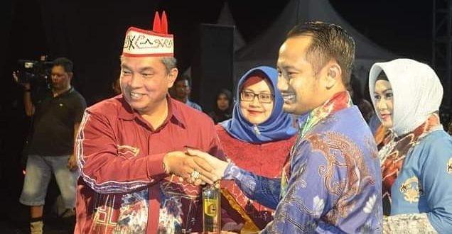 Walikota dan Wawali Palangka Raya Sampaikan Belasungkawa Atas Wafatnya Walikota Banjarbaru