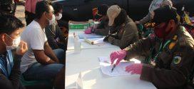 154 Pelanggar Prokes Terjaring Pol PP Palangka Raya