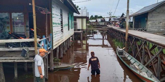 BPBD Palangka Raya Tingkatkan Kesiagaan Hadapi Potensi Banjir