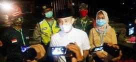 Walikota Palangka Raya bersama Satgas Covid-19 Razia Pelanggar Protokol Kesehatan