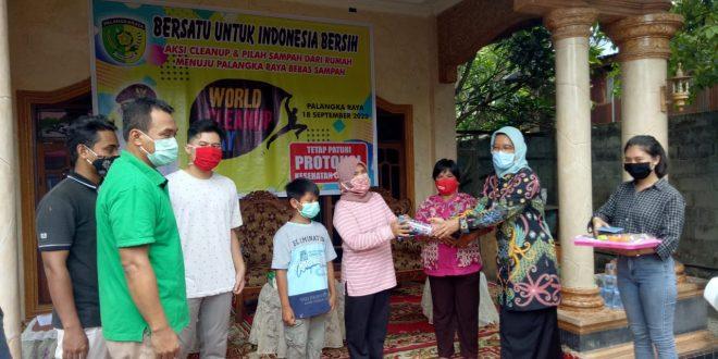 Sekda : Kembangkan Bank Sampah Induk