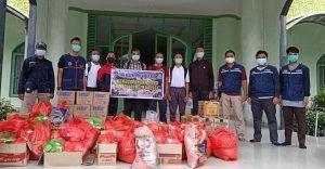 OSIS SMAN 5 Palangka Raya Peduli Musibah Banjir