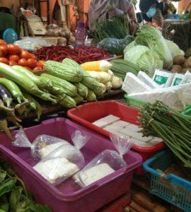 Produk Tahu dan Tempe Masih Tersedia di Pasaran