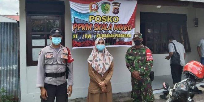 Posko PPKM, Sarana Bangun Kepedulian Hadapi Covid-19