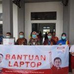 Indomaret Palangka Raya berikan Bantuan CSR 50 unit Laptop untuk Sekolah Dasar