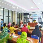 Sosialisasi Transformasi Perpustakaan Dalam Pengembangan Inklusi Sosial