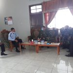 Mempererat Tali Silaturahmi, Dandim 1016/PLK Kunjungi Lapas Kelas II A Palangka Raya
