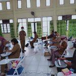 Kolaborasi Guru dalam IHT MGMP SMAN 5 Palangka Raya