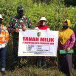 Kelurahan Marang Inventarisasi Aset Tanah Milik Daerah