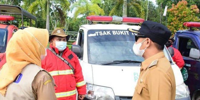Vaksin Tahap II Fokus Guru,  Pelayan Publik dan Wartawan