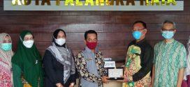DPRD  Banjarmasin dan Batola Kunker ke Palangka Raya