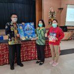 Sosialisasi Persiapan Pelaksanaan Vaksinasi Bagi ASN dan PTT Disparbudpora Kota Palangka Raya