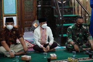 Safari Ramadhan Pemerintah Kota Palangka Raya Bersama Organisasi Keagamaan dan Masyarakat Kota Palangka Raya Tahun 2021