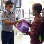 Jurnalis Dapat Paket Lebaran dari Walikota