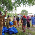 1.250 Paket Sembako untuk 7 Kelurahan