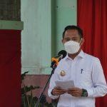 Walikota Palangka Raya Launching Pojok Mantri BRI dan Penyerahan BPUM