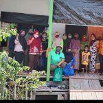 Kelompok Wanita Tani Kelurahan Marang Memanfaatkan Lahan Untuk Kesejahteraan Bersama