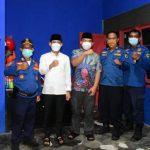 Walikota Kota Palangka Raya Kunjungi Posko DPKP