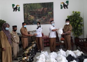 Tali Asih Paket Disdukcapil Kota Palangka Raya