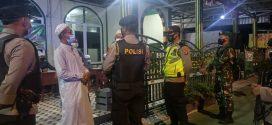 TNI Polri di Palangka Raya Gelar Patroli Gabungan, Pantau Situasi Malam Hari Raya Idulfitri 1442 H