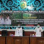Penyuluhan Pencegahan Kerusakan Lingkungan dan Pengendalian Polusi Pencemaran di Kota Palangka Raya Tahun 2021