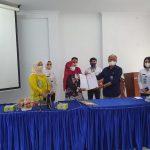 Pemko Palangka Raya Jalin Kerjasama Sama Dengan BPSDMP Kementerian Kominfo