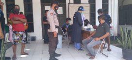 Swab Antigen Bagi Pelanggar Protokol Kesehatan di Wilayah Kecamatan Bukit Batu