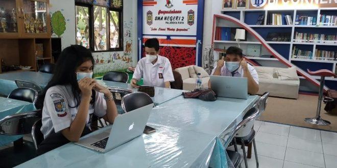 Siswa SMAN 2 Palangka Raya Wakili Kalteng ke Tingkat Nasional