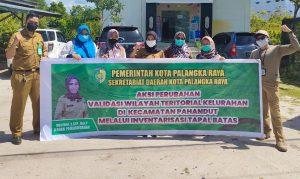 Strategi Penyelesaian Permasalahan Batas Wilayah Kelurahan di Kota Palangka Raya