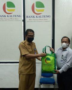 Himbau Cegah Kebakaran Hutan Dan Lahan, Bank Kalteng Beri Dukungan